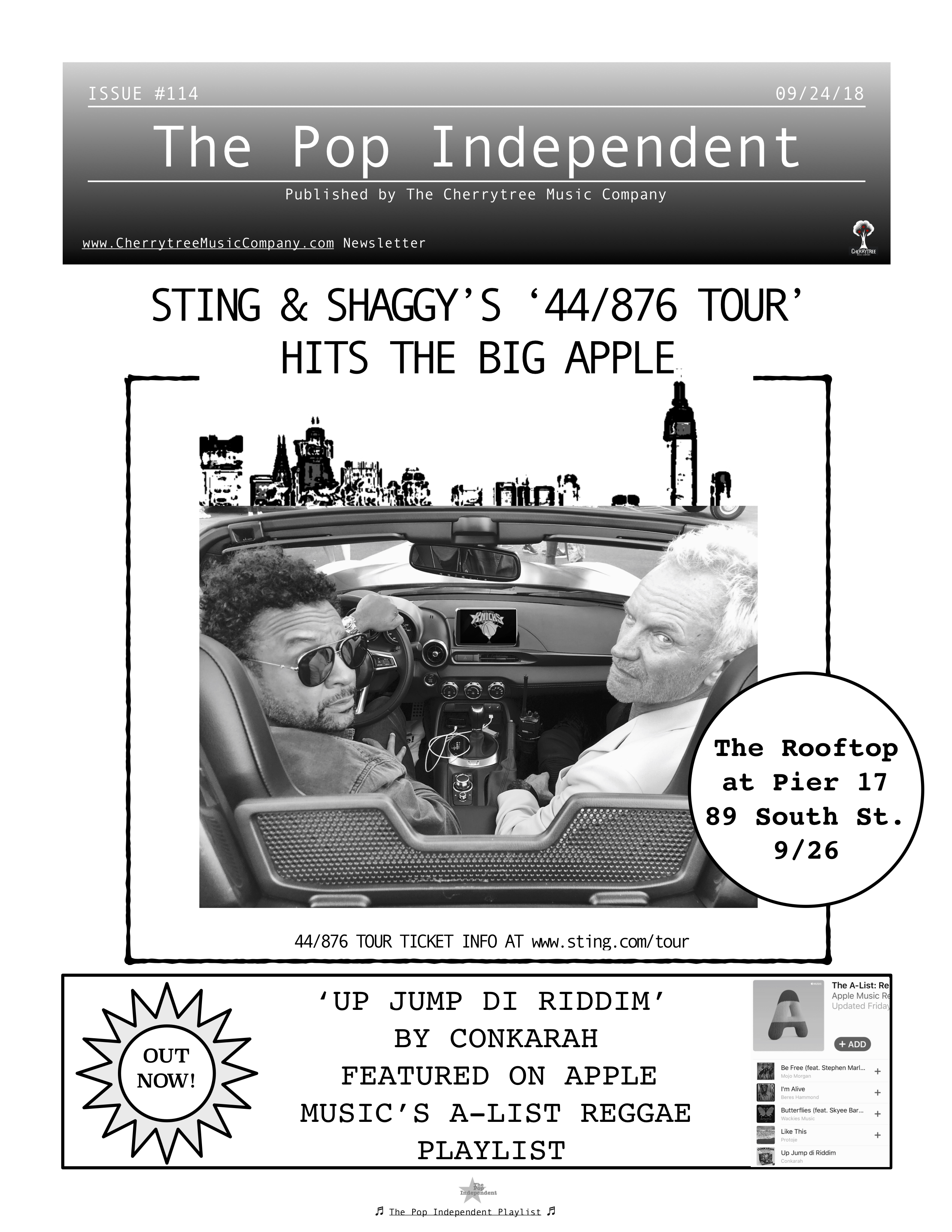 The Pop Independent, issue 114