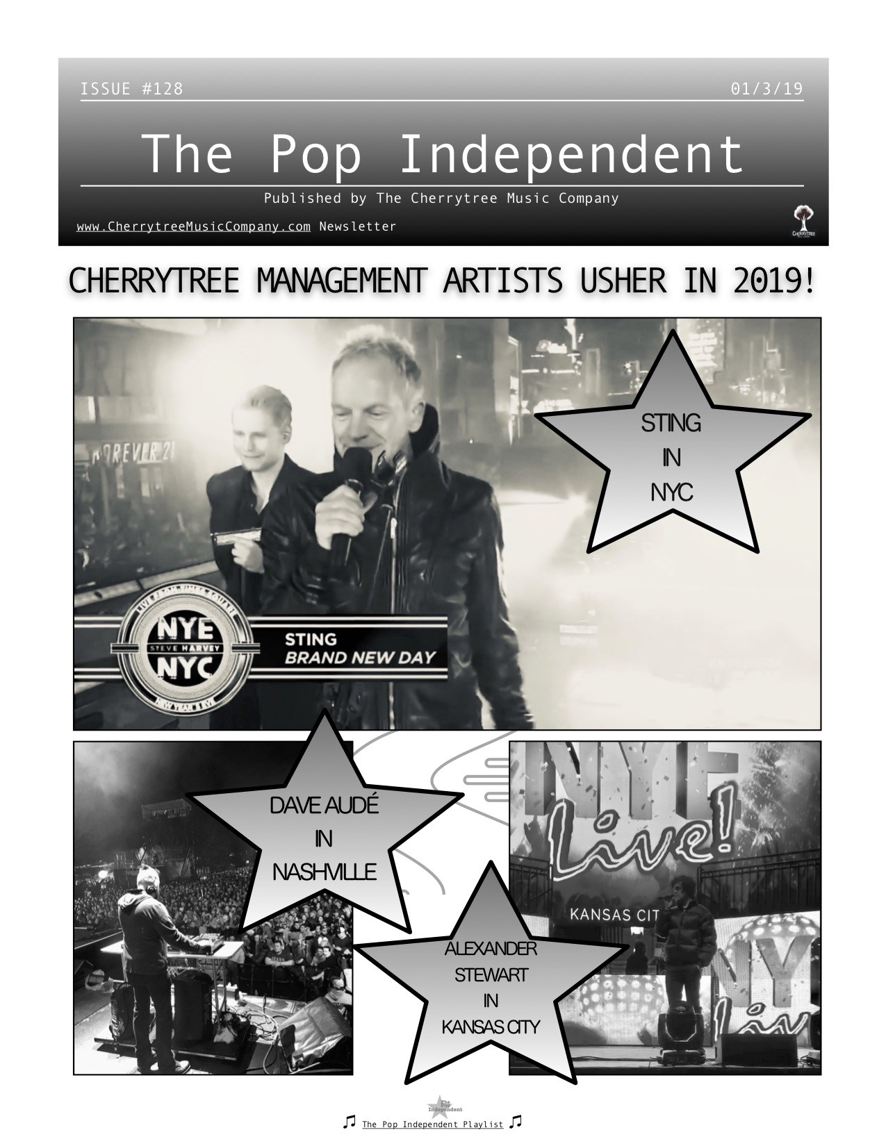 The Pop Independent, issue 128