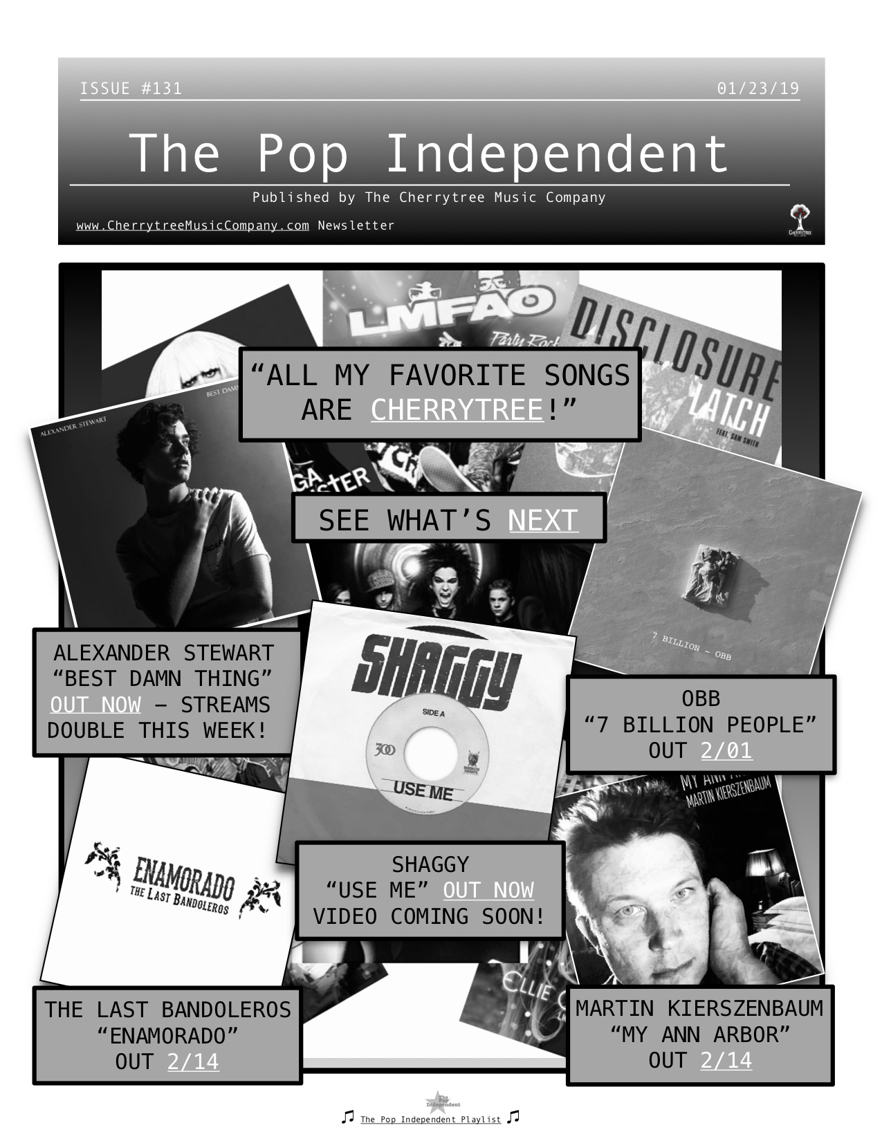 The Pop Independent, issue 131