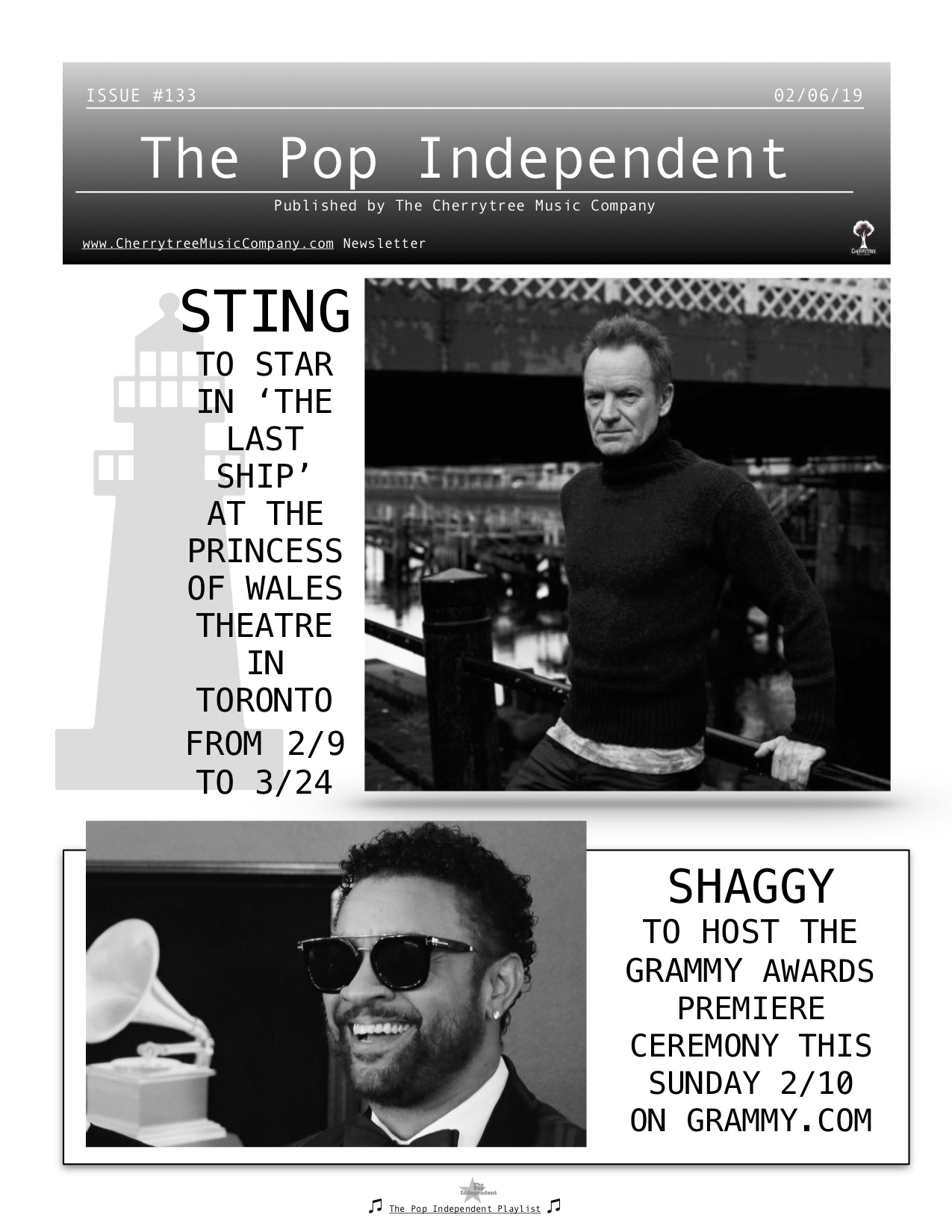 The Pop Independent, issue 133