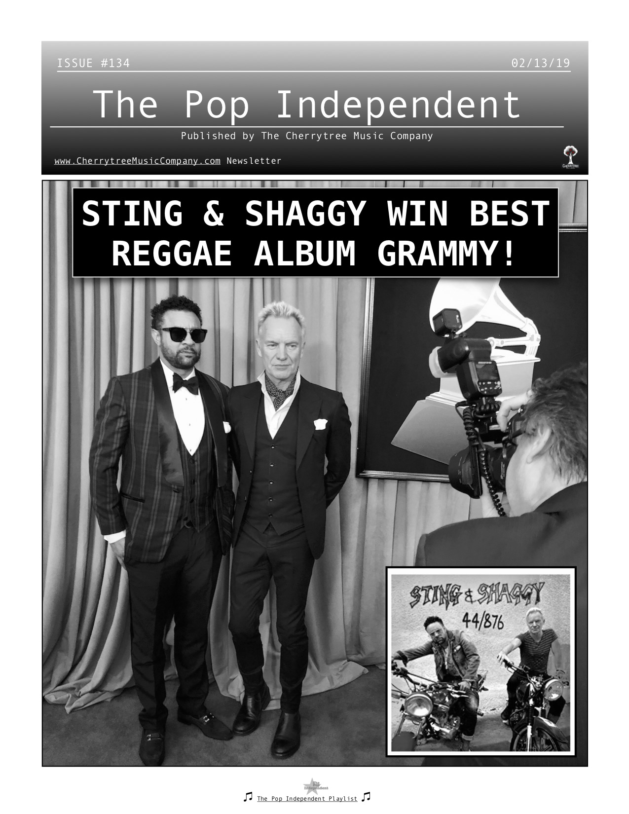 The Pop Independent, issue 134