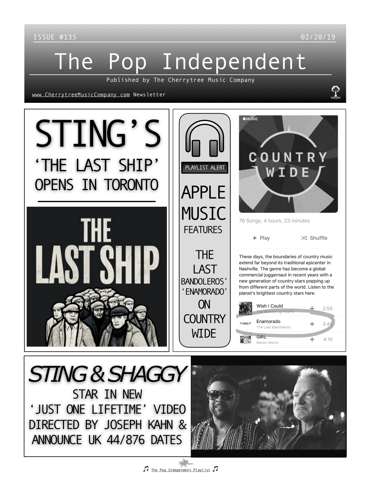 The Pop Independent, issue 135