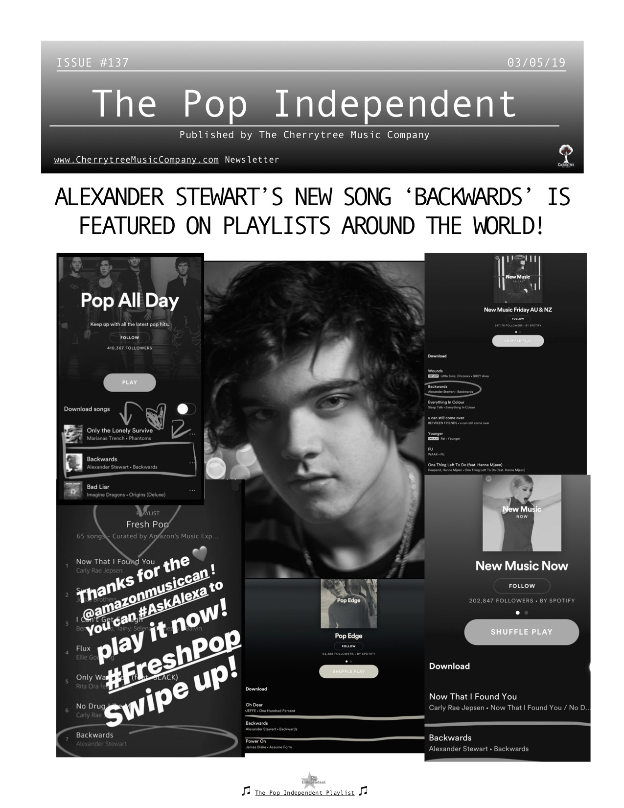 The Pop Independent, issue 137