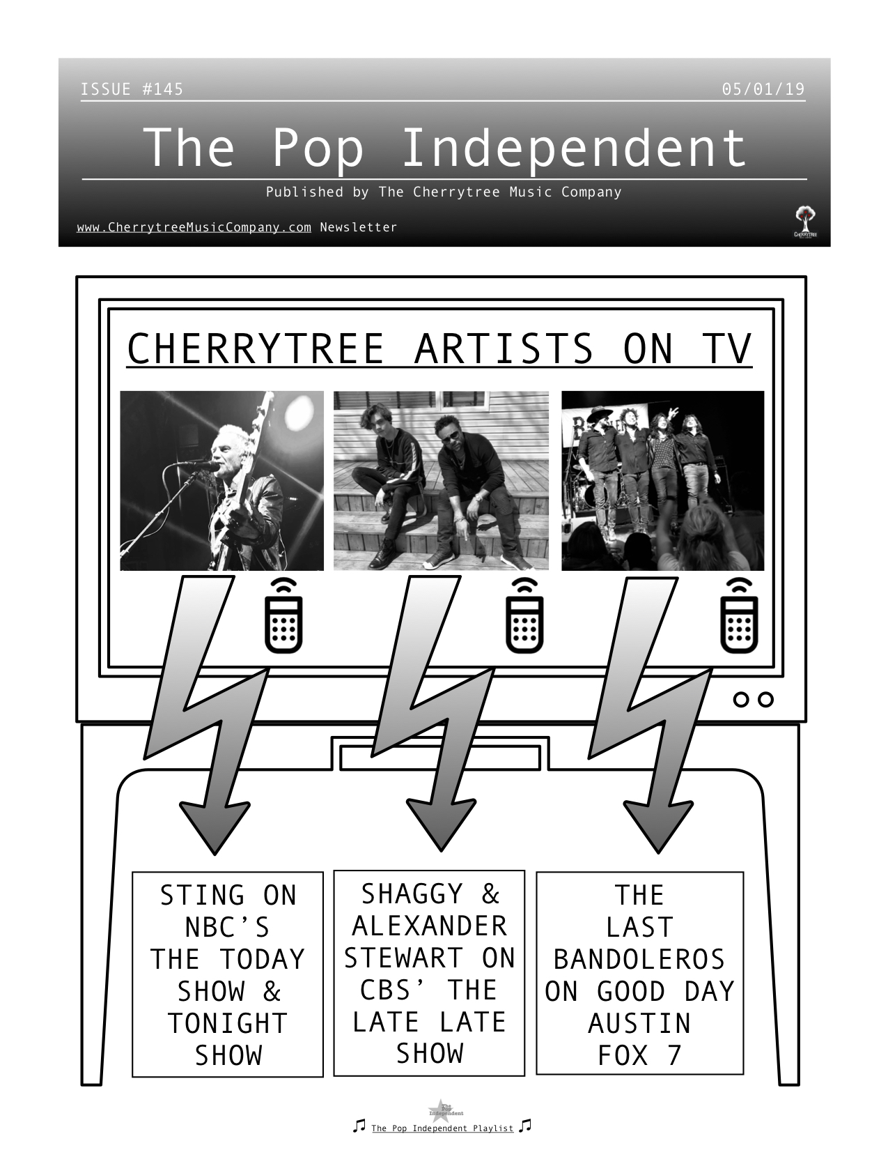 The Pop Independent, issue 145