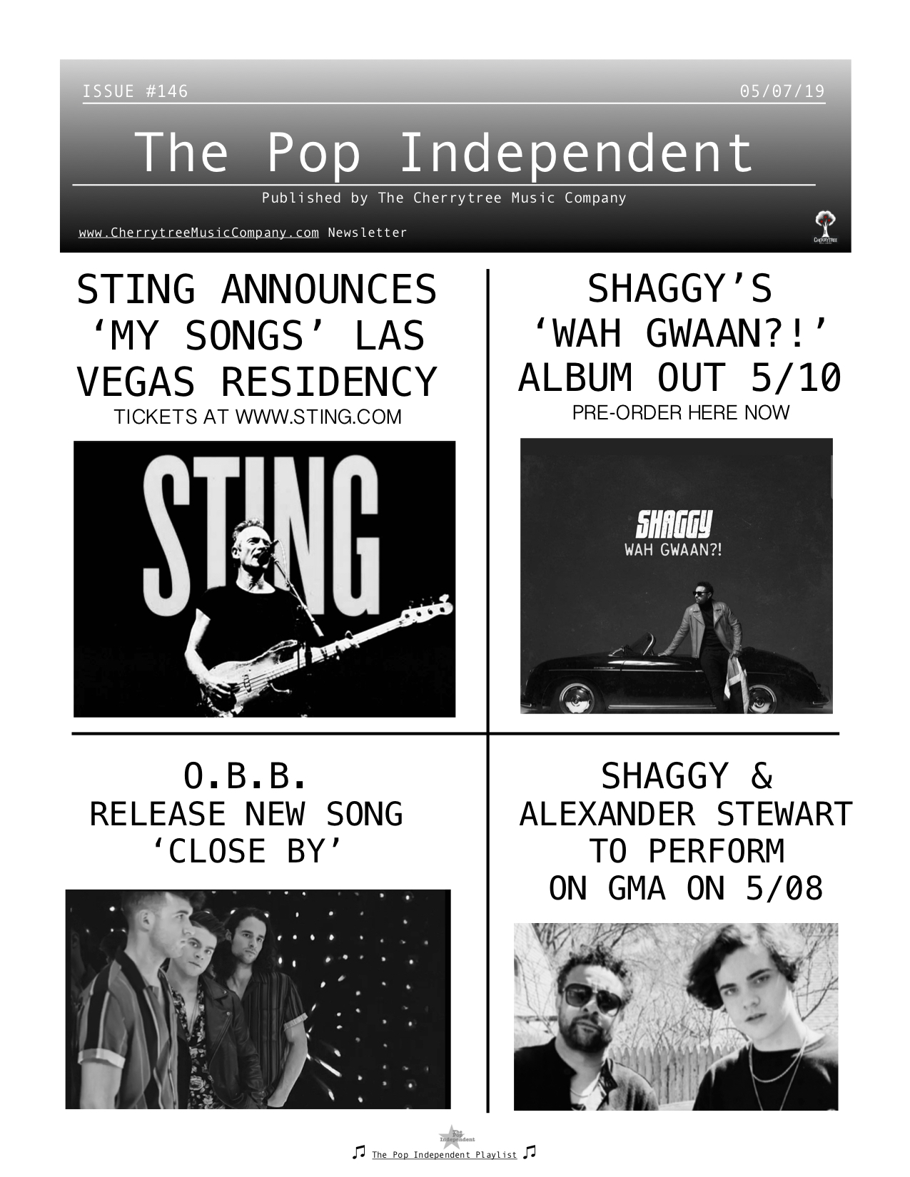 The Pop Independent, issue 146