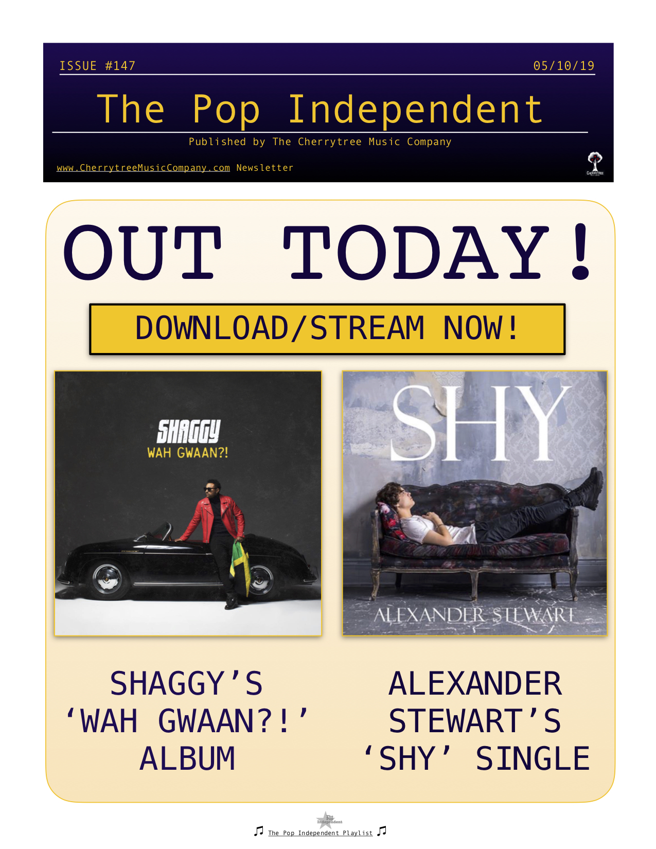 The Pop Independent, issue 147