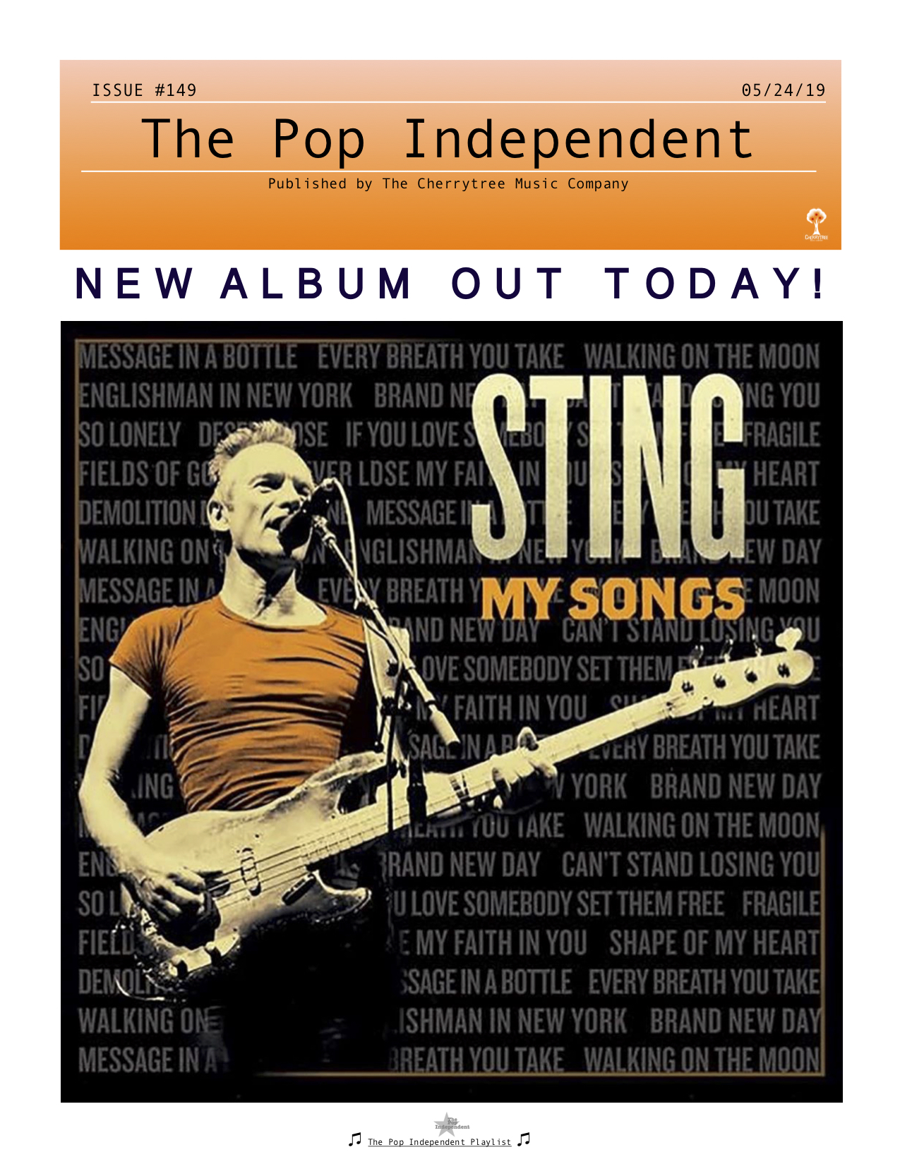 The Pop Independent, issue 149