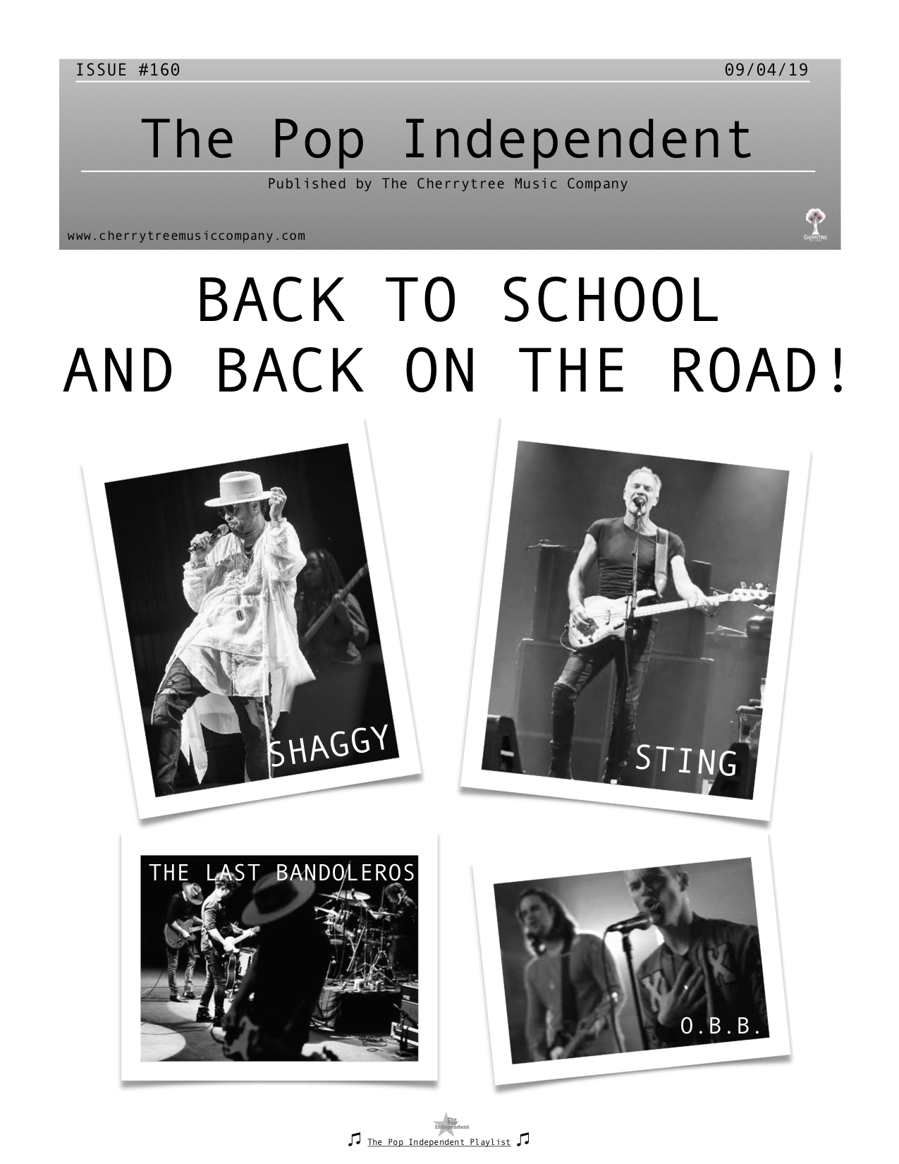 The Pop Independent, issue 160