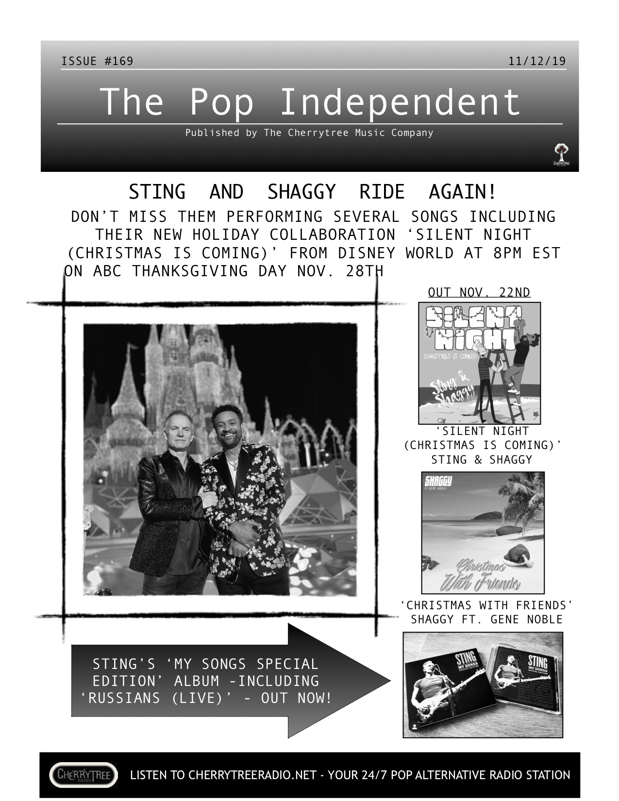 The Pop Independent, issue 169