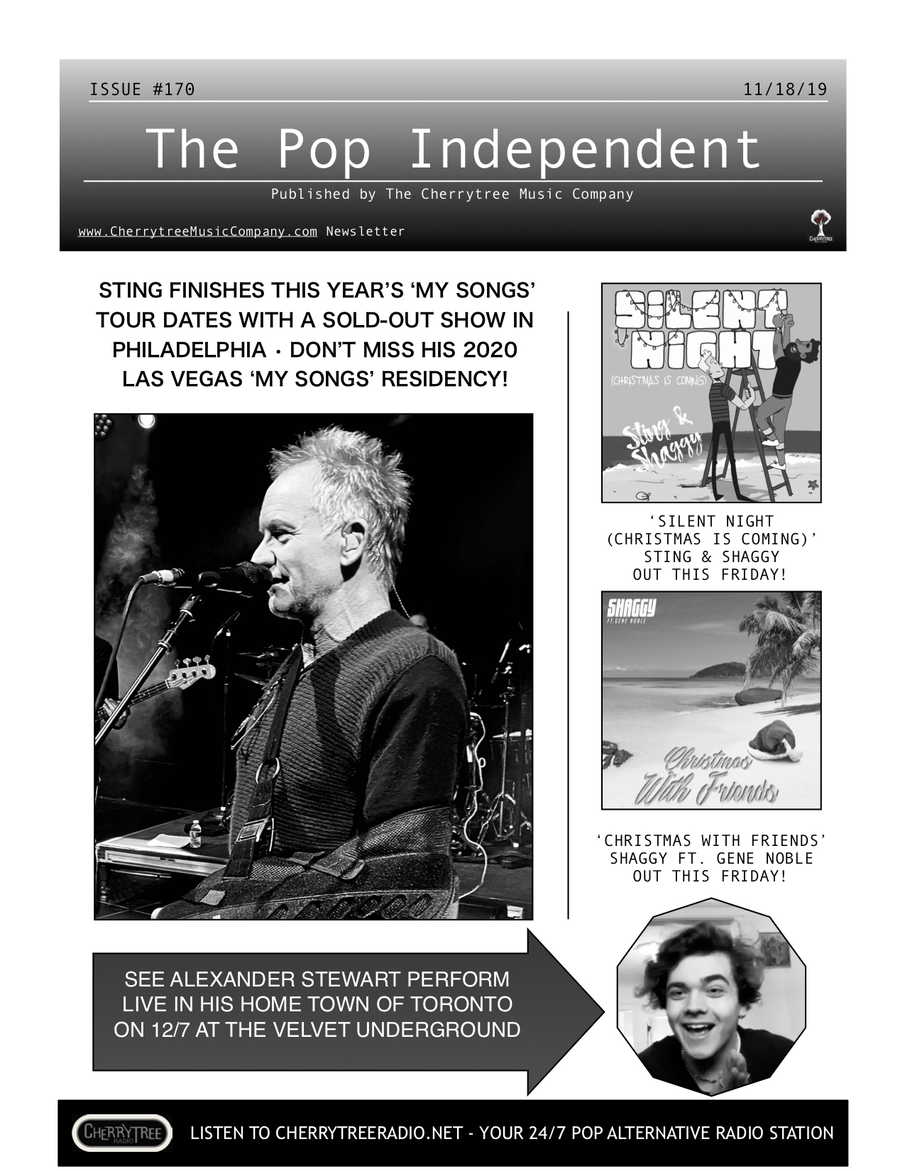 The Pop Independent, issue 170