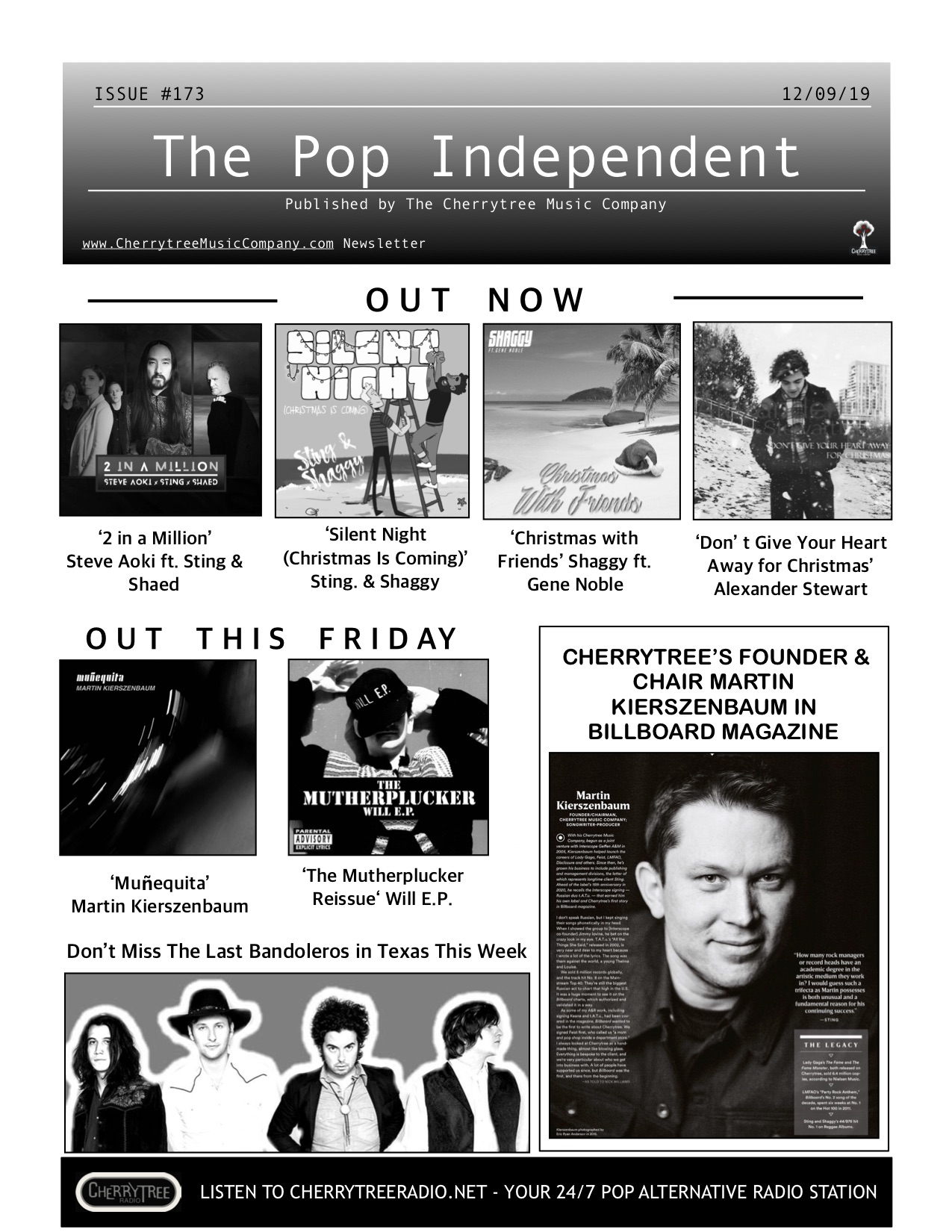 The Pop Independent, issue 173