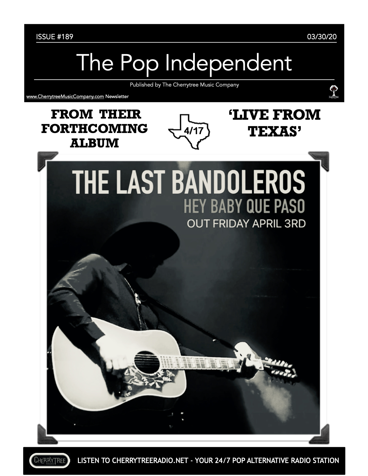 The Pop Independent, issue 189