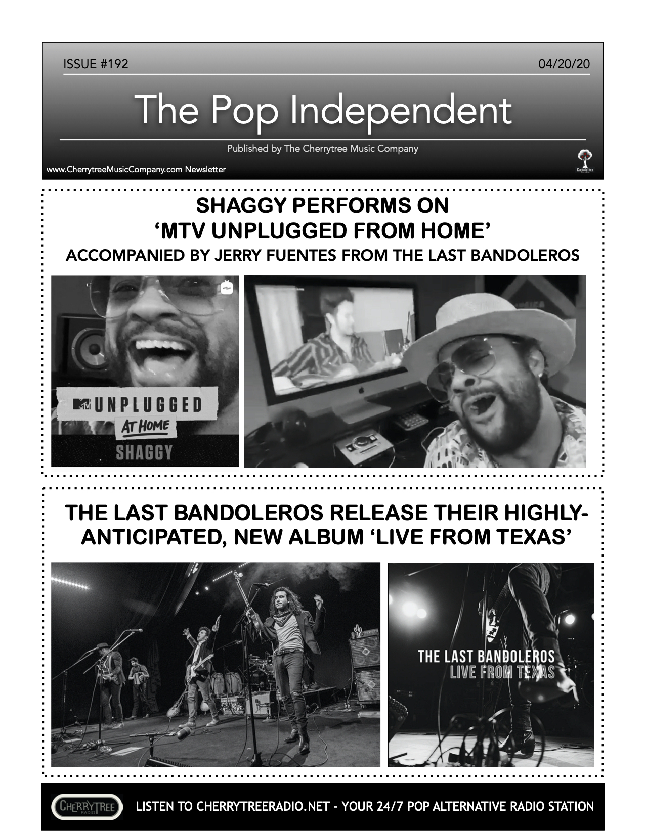 The Pop Independent, issue 192