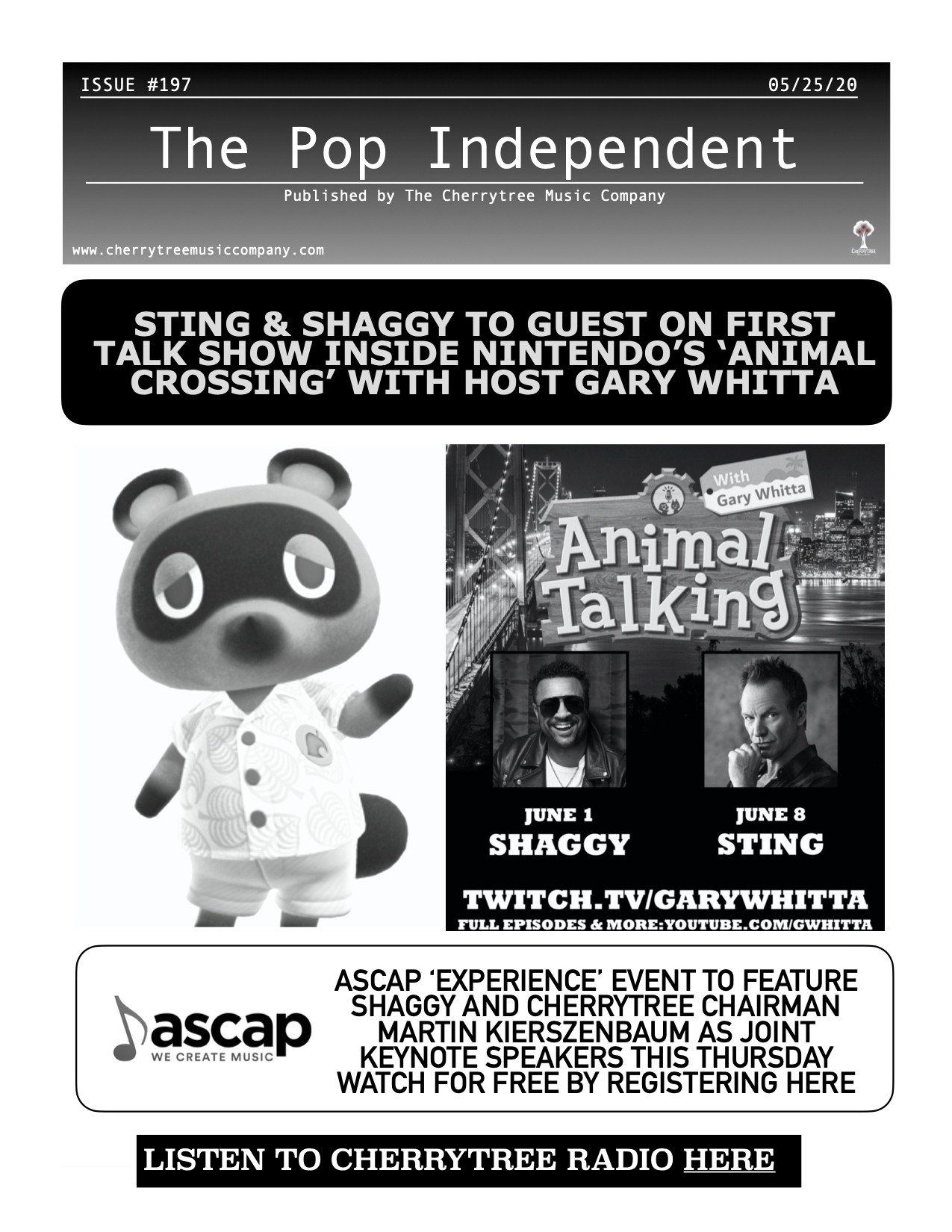 The Pop Independent, issue 197