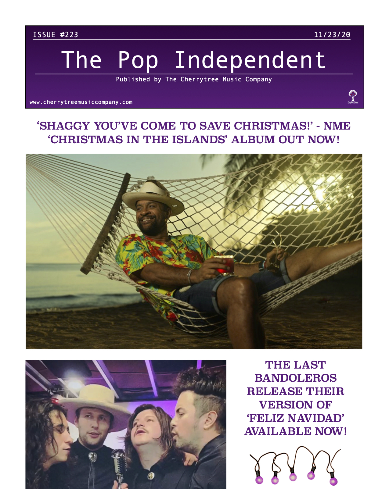 The Pop Independent, Issue 223