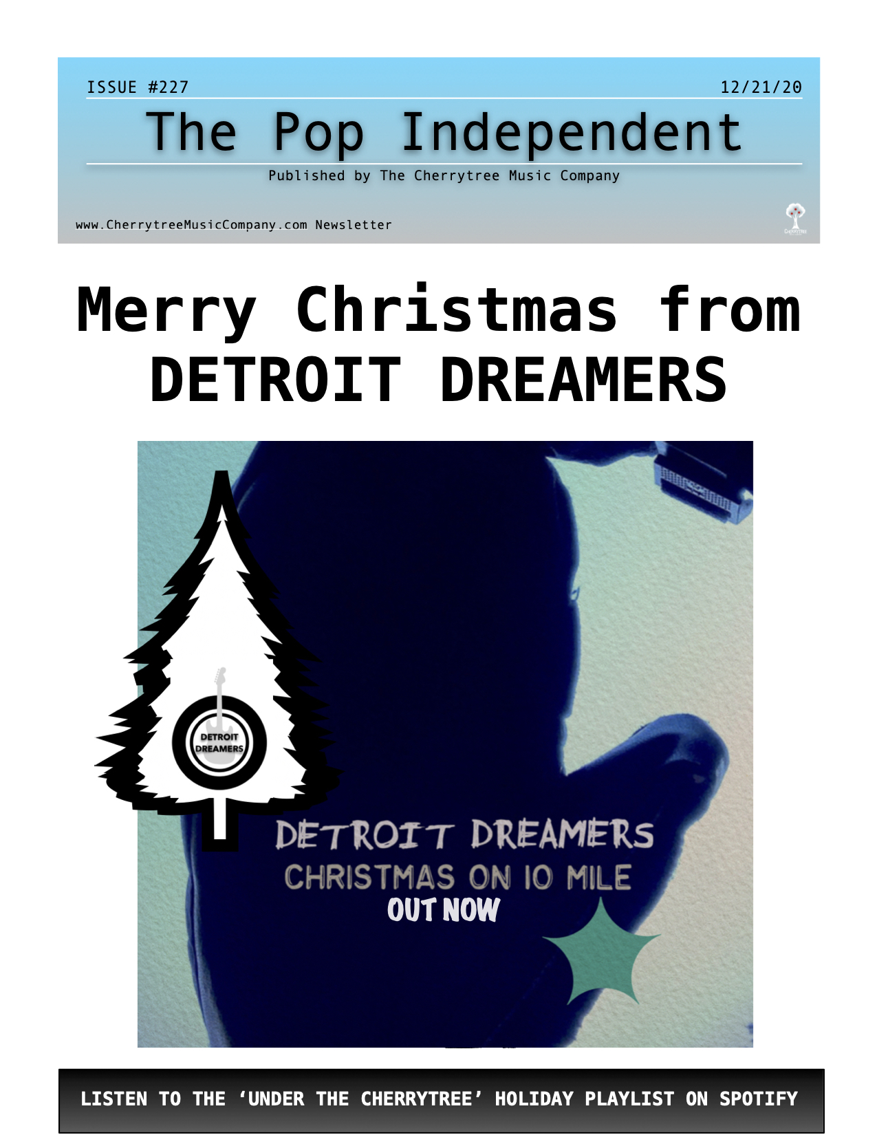The Pop Independent, Issue 227