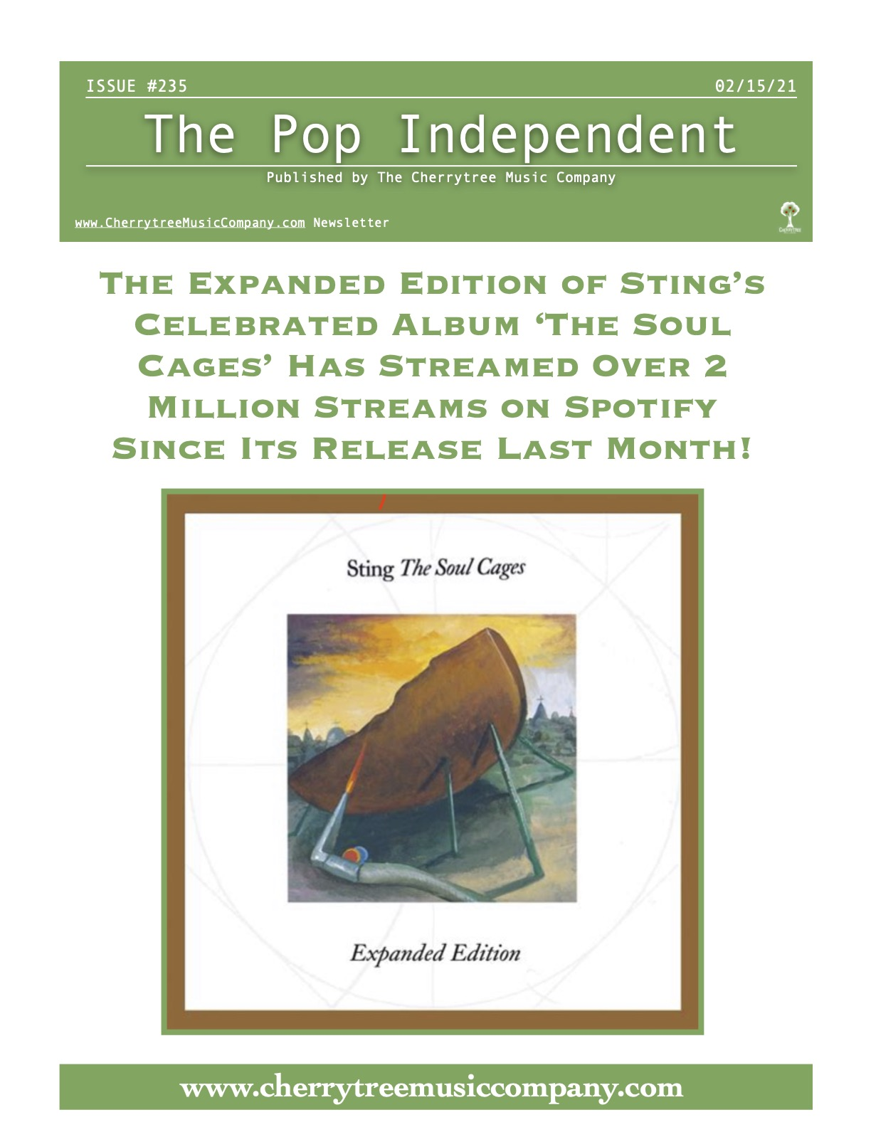 The Pop Independent, Issue 235