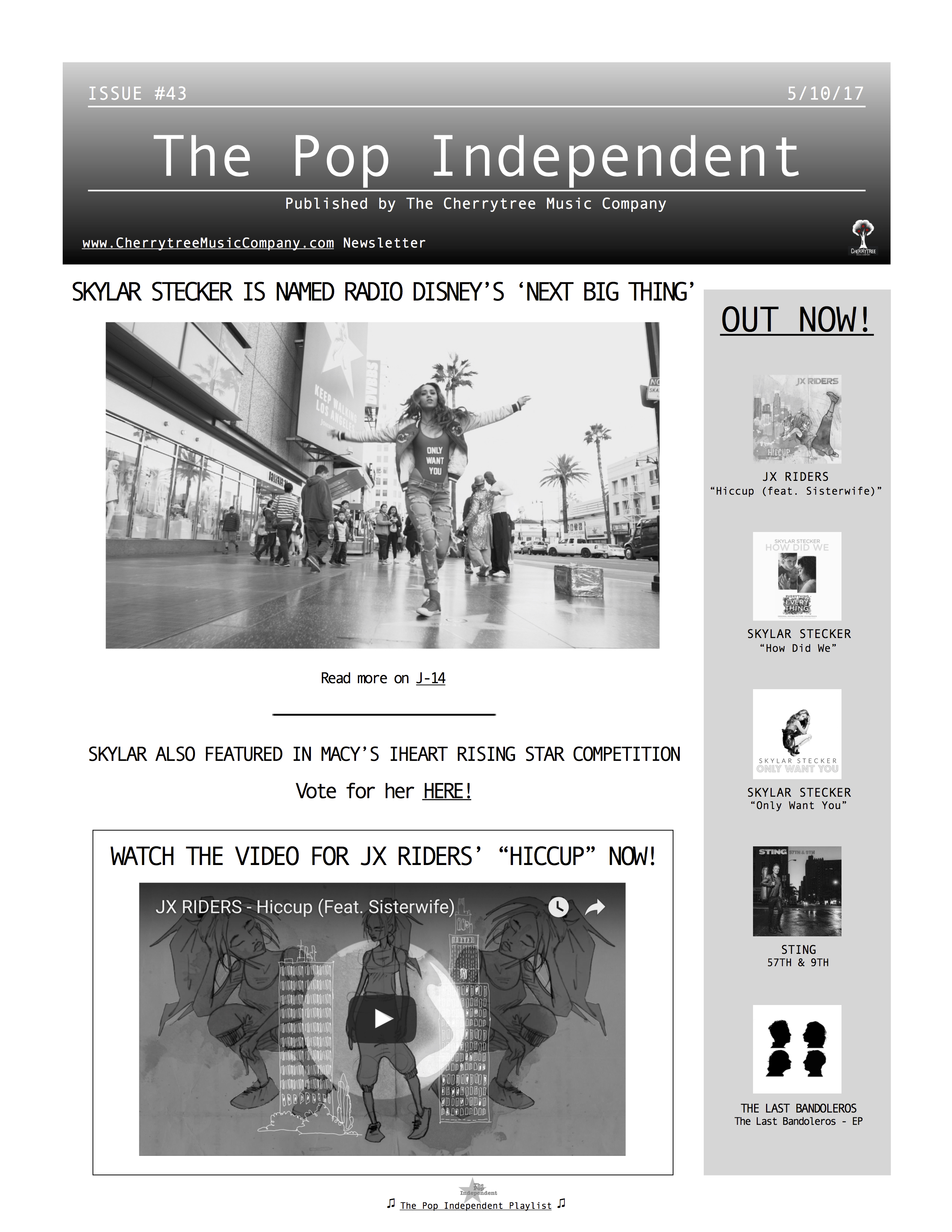 The Pop Independent, issue 43