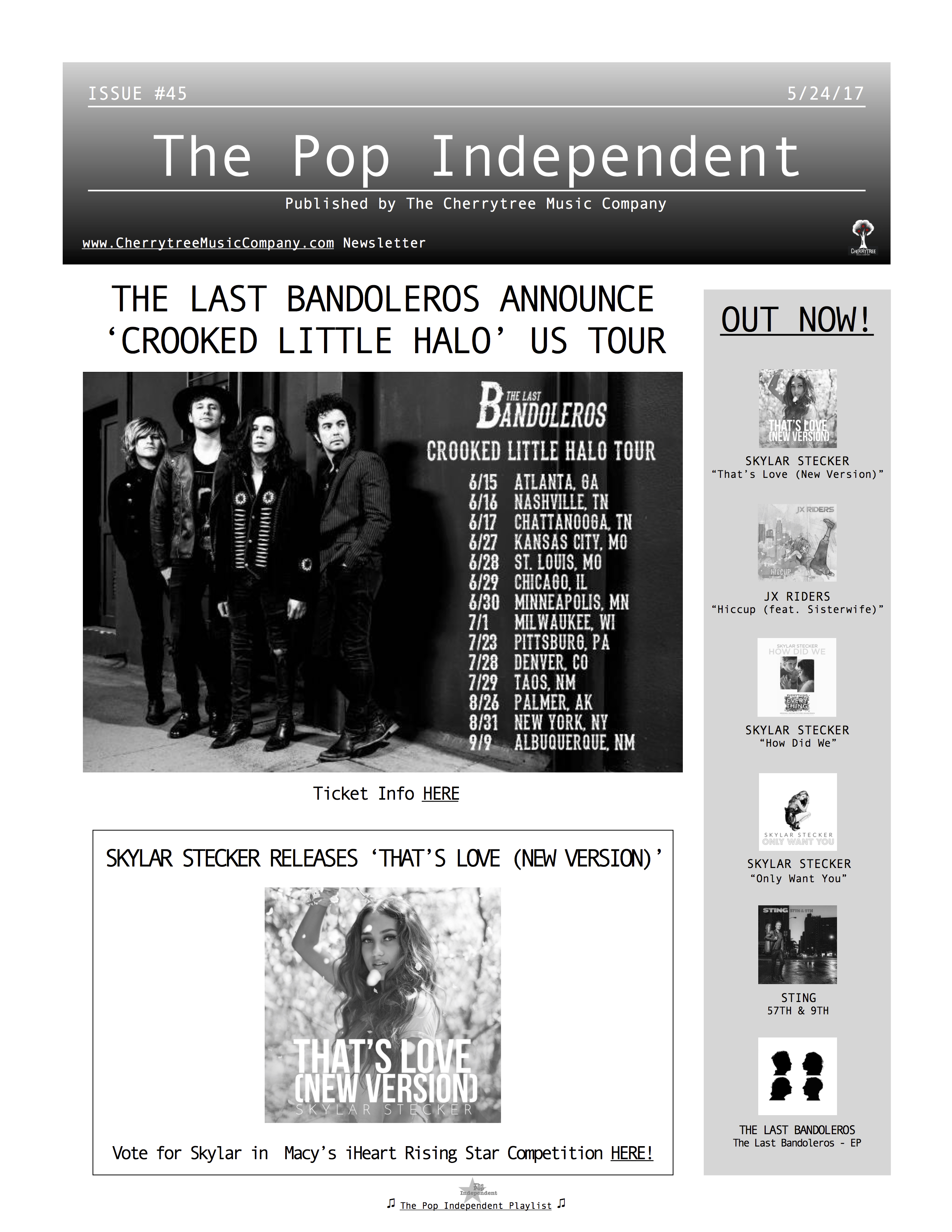 The Pop Independent, issue 45