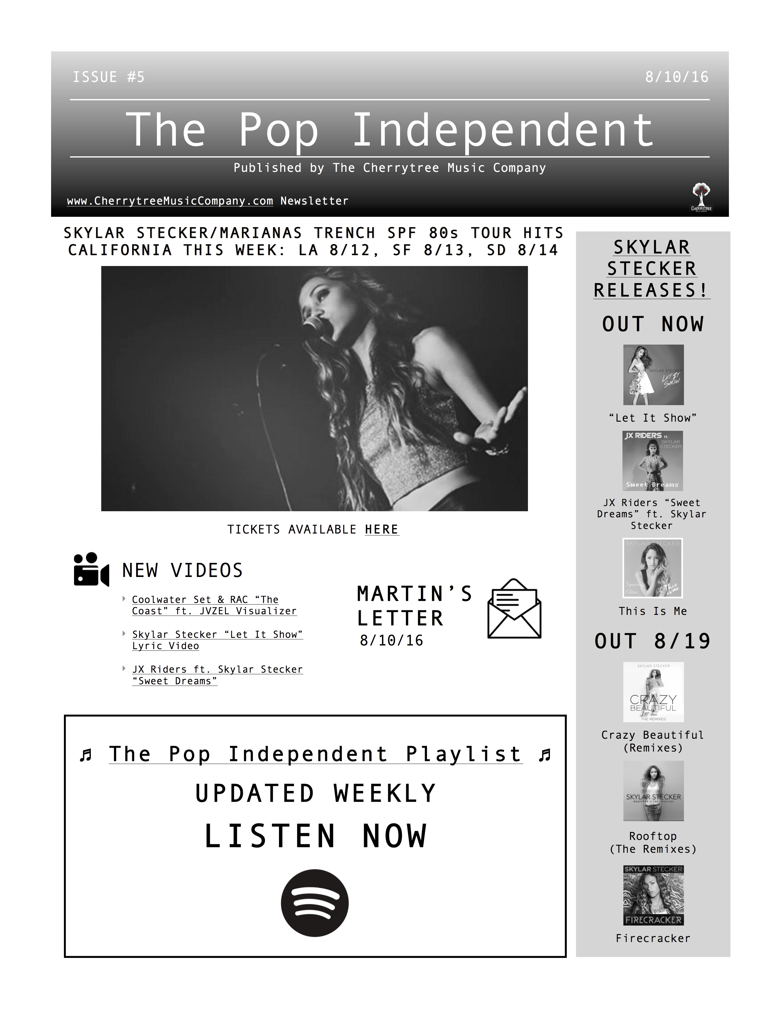 The Pop Independent, issue 5