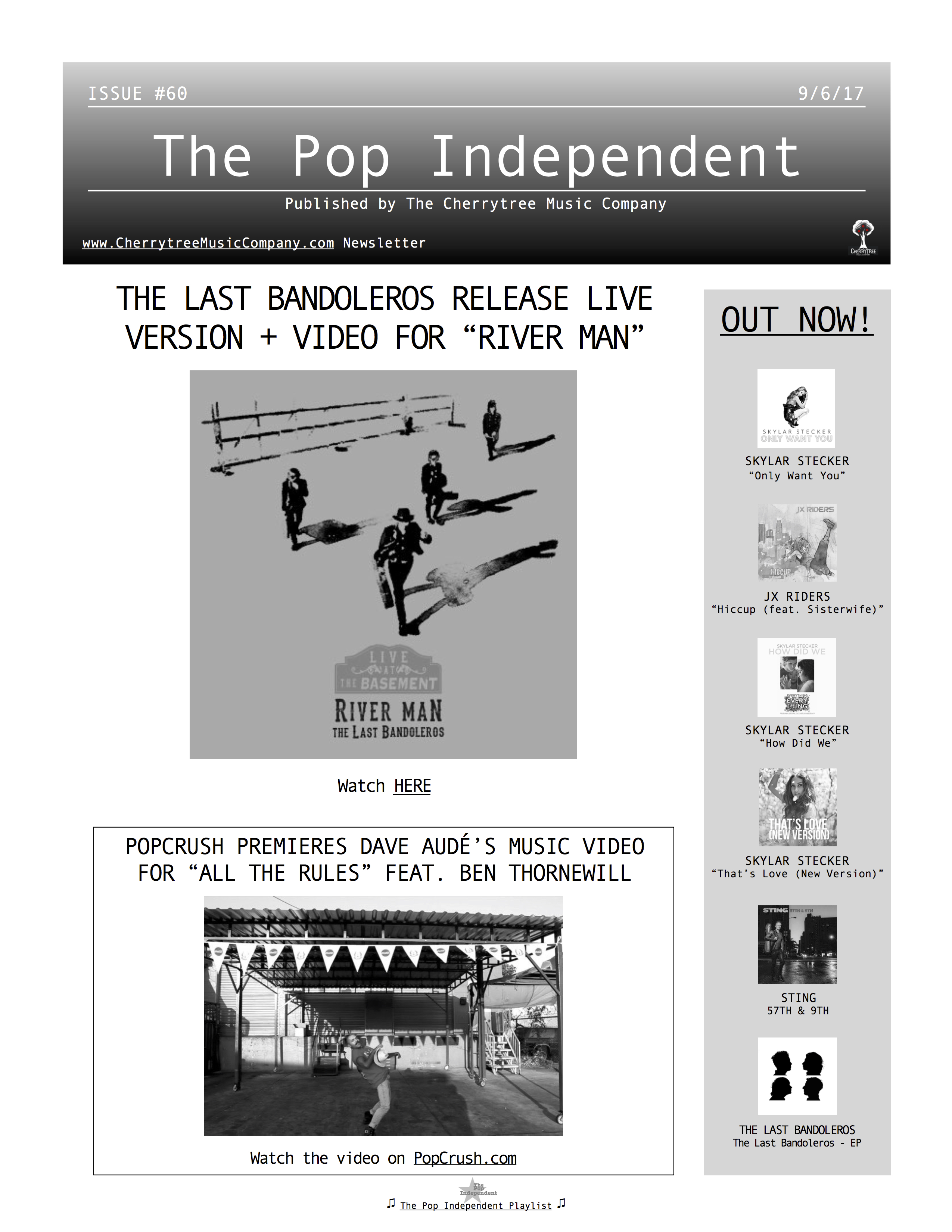 The Pop Independent, issue 60