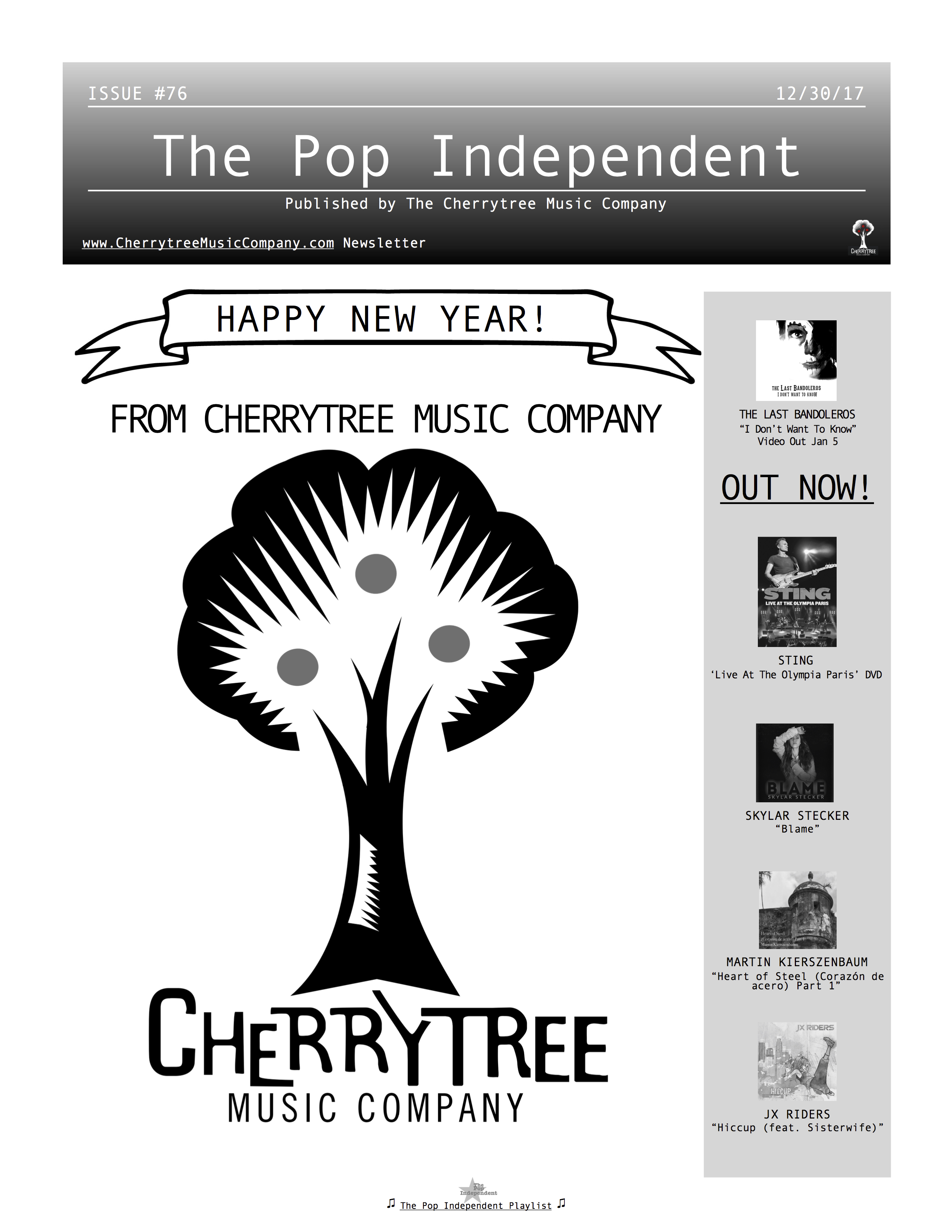 The Pop Independent, issue 76