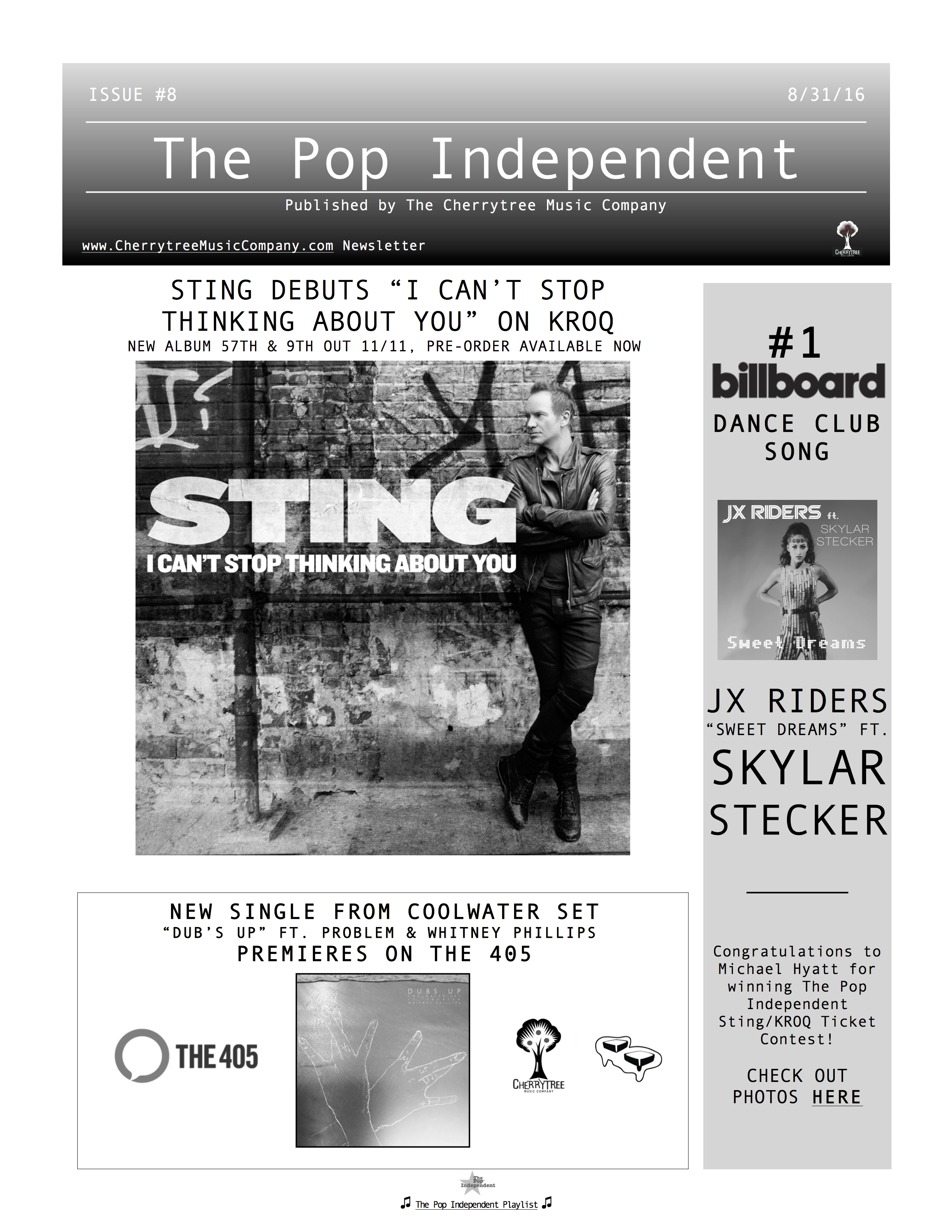 The Pop Independent, issue 8