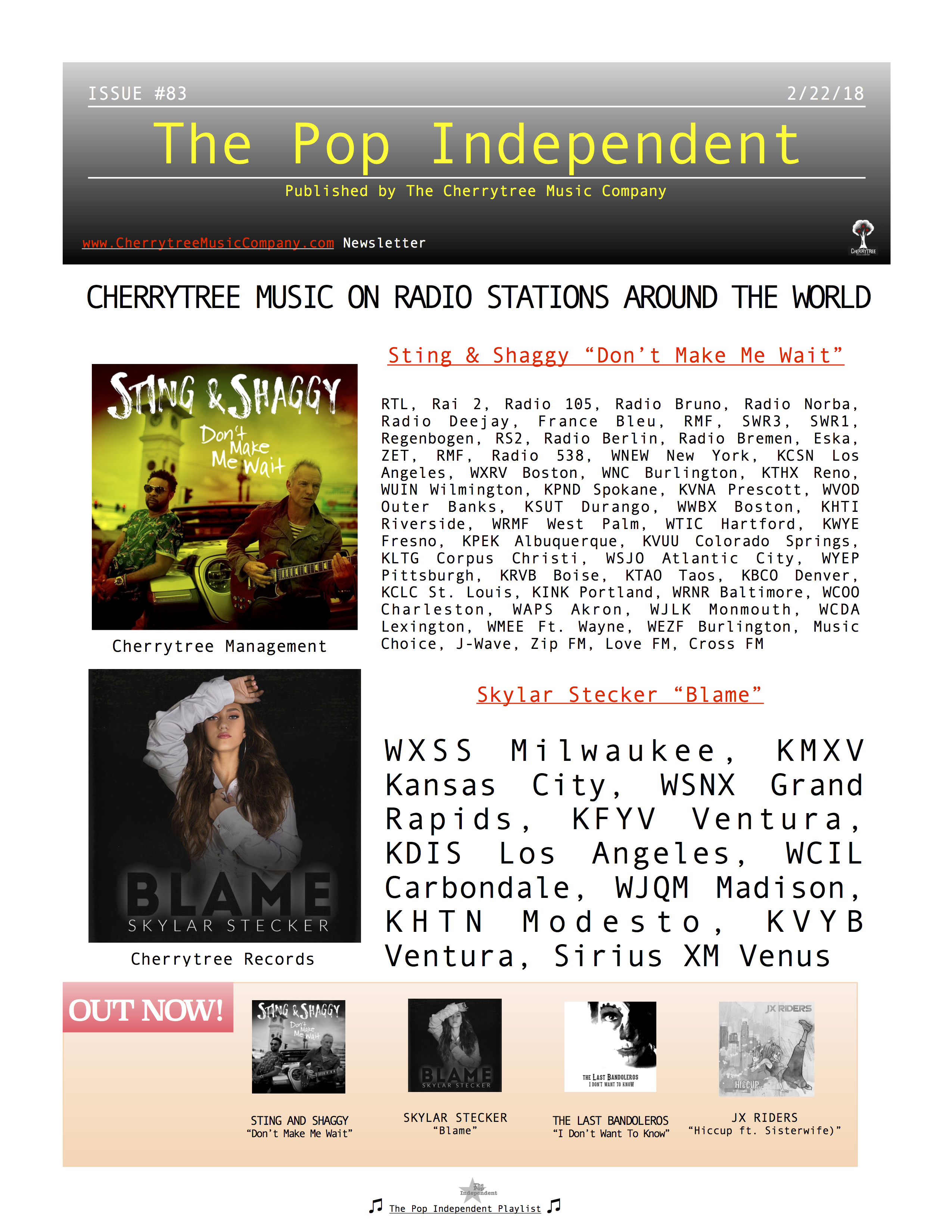 The Pop Independent, issue 83