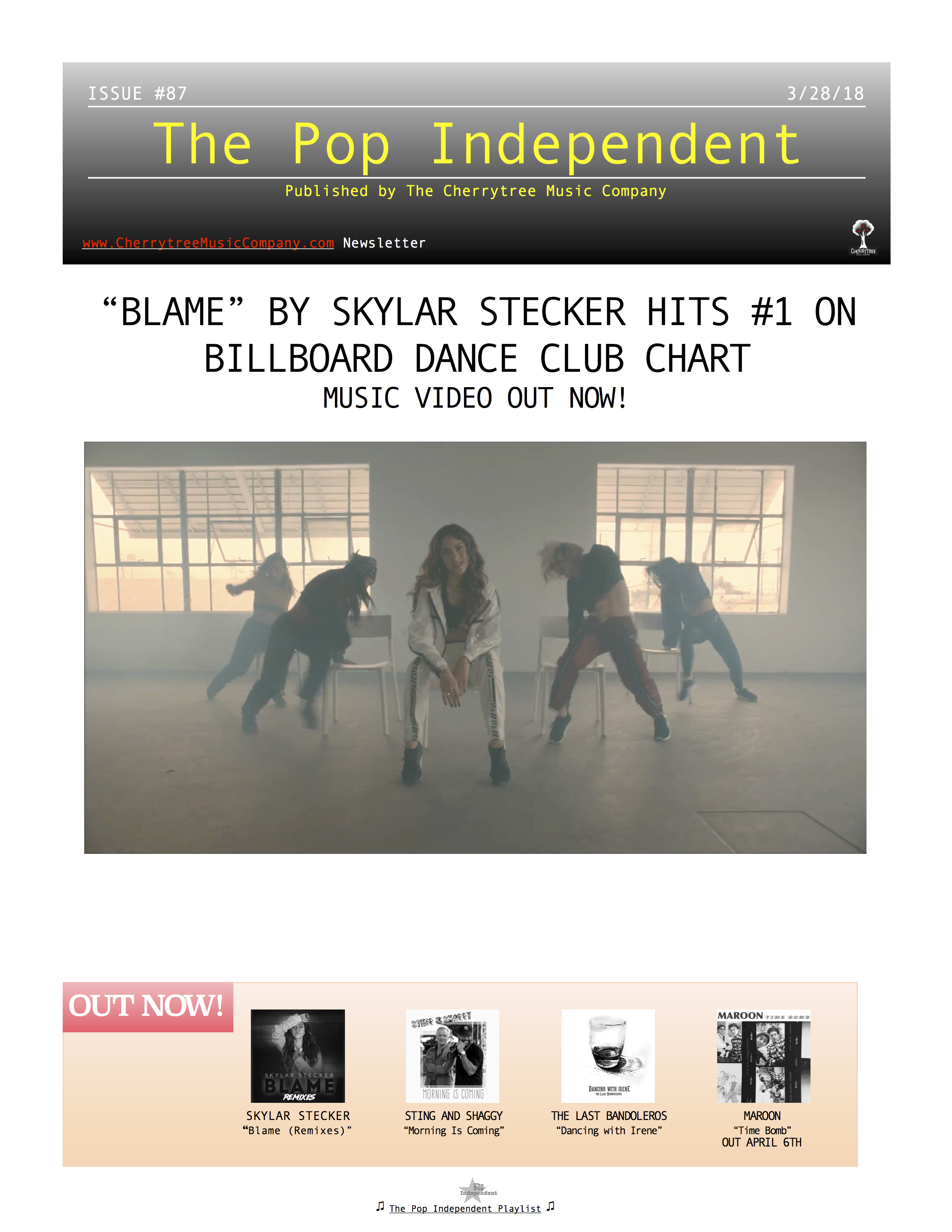 The Pop Independent, issue 87